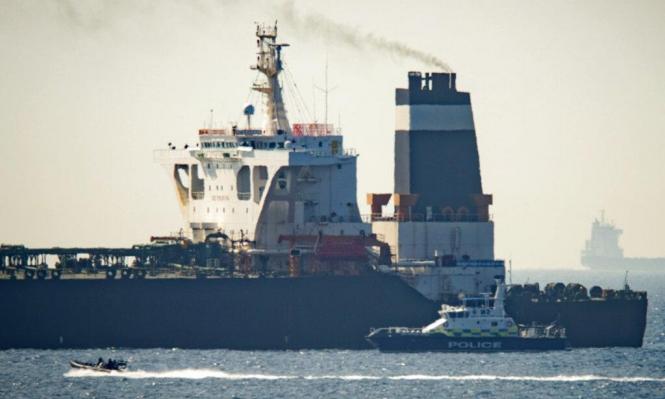 إيران تهدد بالرد بالمثل على احتجاز ناقلة النفط ونقض الاتفاق النووي