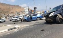 مجد الكروم: 4 إصابات في حادث طرق