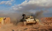 عمليّة عسكريّة عراقية واسعة على الحدود السوريّة