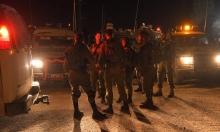 اعتقال فلسطينيين بشبهة الضلوع بعملية الدهس قرب حزما
