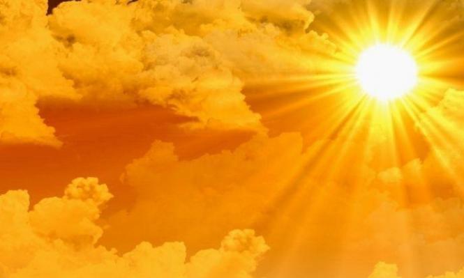 حالة الطقس: جو حار جدا والحرارة تواصل الارتفاع