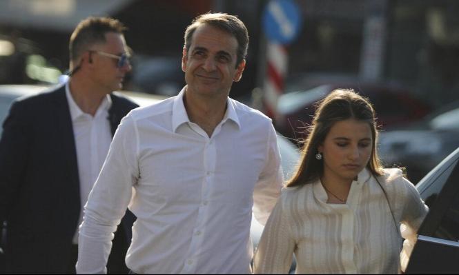 هزيمة مدوّية لليسار في اليونان