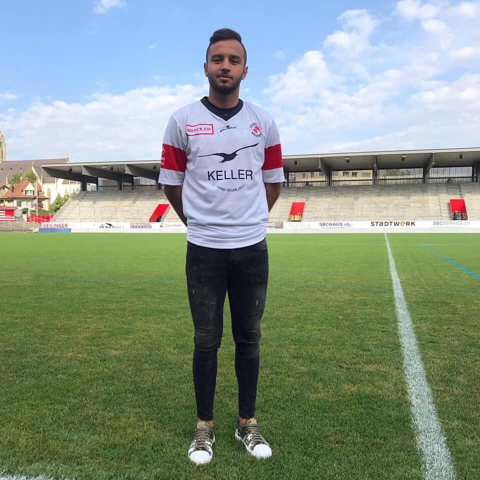 محمد بدارنة يحترف أوروبيا: أطمح للوصول إلى إنجلترا أو إسبانيا