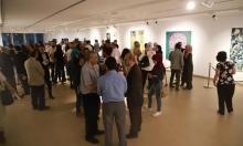"""رام الله: متحف ياسر عرفات يستضيف معرض """"حارسة نارنا الدائمة"""""""