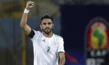 الجزائري محرز: الفوز بثلاثية لا يقلل من غينيا