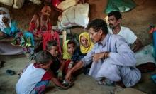 اليمن: 460 ألف حالة اشتباه بالكوليرا وارتفاع عدد الوفيات