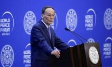 نائب الرئيس الصيني يؤكد أنه لا يُمكن إقصاء بلاده
