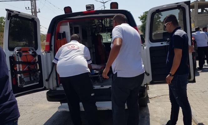 اللقية: إصابة شابين في جريمة إطلاق نار
