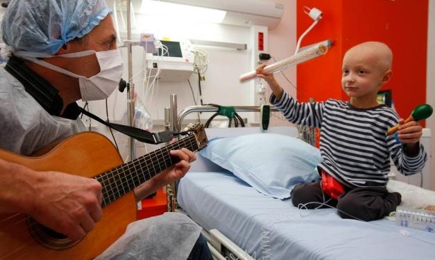 فرصة تطوع في مشروع الدعم النفسي عن طريق الموسيقى