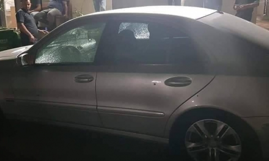 أم الفحم: إطلاق النار على سيارة عضو بلدية