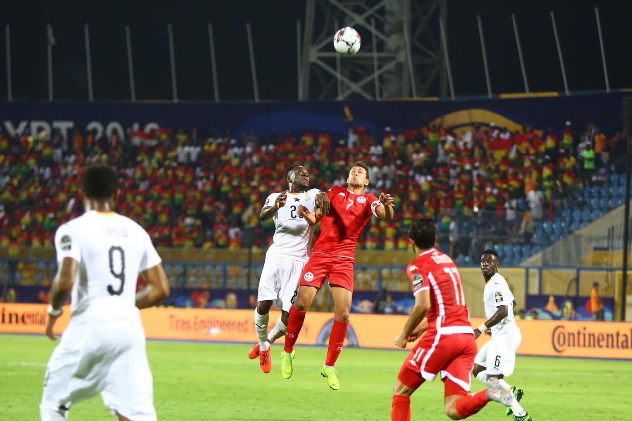 كأس أمم أفريقيا: تونس تقصي غانا وتلحق بالجزائر