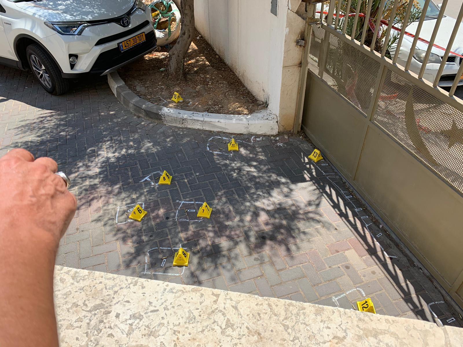 الطيبة: قتيل في جريمة إطلاق نار