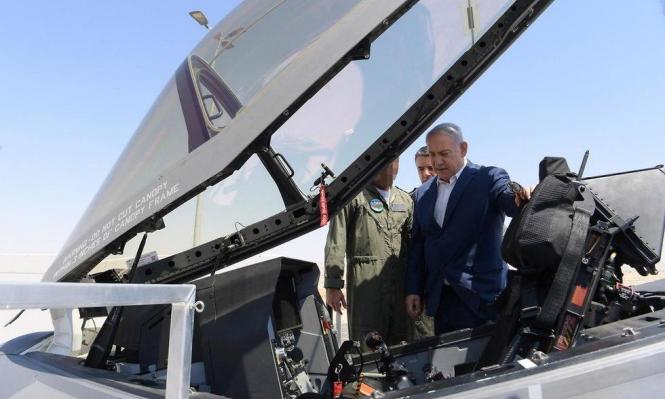 نتنياهو يهدد بهجوم ضد إيران ومواصلة الهجمات في سورية