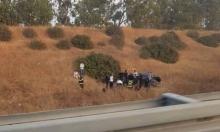 رهط: 3 إصابات خطيرة في حادث طرق