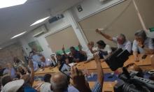 رهط: المعارضة تقترح والرئيس يرد وتأجيل التصويت على الميزانية