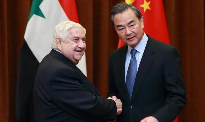 """""""مخاطر سورية تبعد الاستثمارات الصينية وتبدد مخاوف إسرائيل"""""""