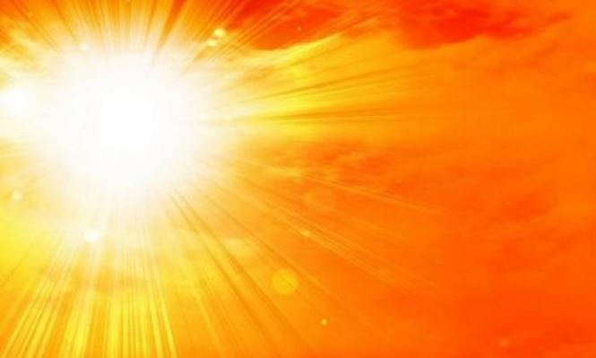 حالة الطقس: موجة حارة تضرب البلاد حتى الأحد المقبل