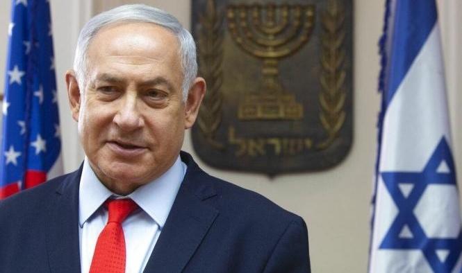 """نتنياهو: """"لا يمكن اقتلاع أي مستوطنة من أرض إسرائيل"""""""