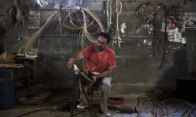 الحرف التقليدية الفلسطينية تختفي سريعا في غزة