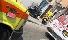 يافا: إصابة خطيرة لسائق دراجة كهربائية