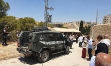 عشرات الإصابات بهدم الاحتلال لخيمة الاعتصام بواد الحمص بالقدس