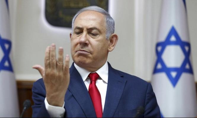 """نتنياهو يتوعد قطاع غزّة بحرب """"واسعة ومفاجئة"""""""
