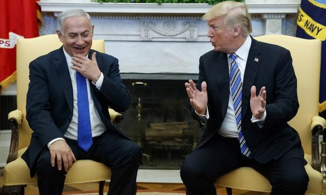 """نتنياهو وترامب يبحثان هاتفيًا """"سبل التعامل مع إيران"""""""