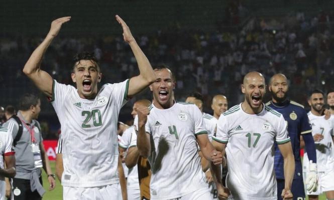كأس أمم أفريقيا: الجزائر تطيح بساحل العاج وتتأهل لنصف النهائي