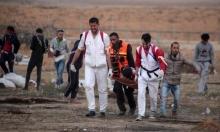 إصابة خطيرة لطفل باعتداء الاحتلال على  مسيرة كفر قدوم