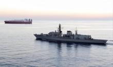 بريطانيا تدفع بسفينة حربية أخرى إلى الخليج العربي