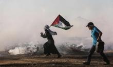 مسيرات العودة: 40 مصابا برصاص الاحتلال الإسرائيلي