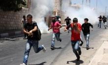 كفر قدوم: إصابة فتى برصاص الاحتلال والعشرات بالاختناق