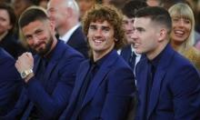 غريزمان يعلق على انتقاله إلى برشلونة