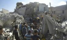 سورية: مقتل 10 مدنيين نصفهم أطفال في قصف استهدف إدلب
