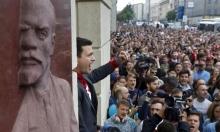 روسيا: تظاهُرة للمطالبة بترشيح معارضيْنللانتخابات