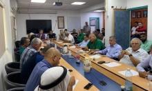 مرة أخرى: بلدية رهط تفشل في إقرار الميزانية