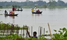 عشرات القتلى في فيضانات وانهيارات أرضية بالنيبال والهند