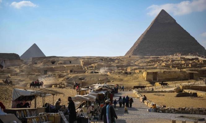 مصر: افتتاح الهرم المنحني للملك سنفرو في دهشور للزائرين