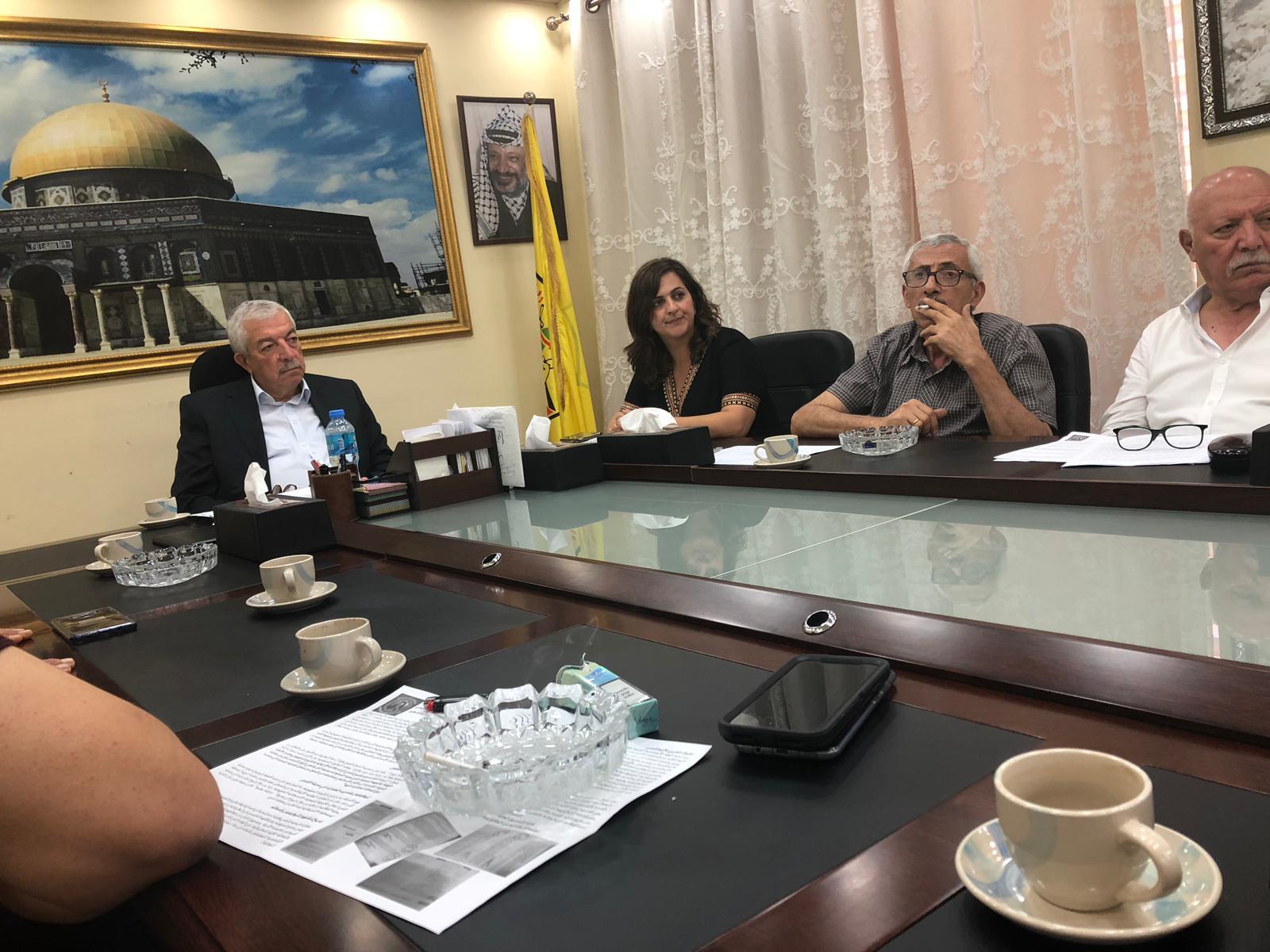 اللجنة الوطنية تنشط للدفاع عن الأوقاف بالقدس