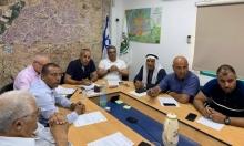 السلطات المحلية في رهط ويركا وعسفيا وطبرية مهددة بالحل