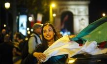 282 معتقلا بفرنسا بأحداث عقب تأهل الجزائر لنهائي الكأس