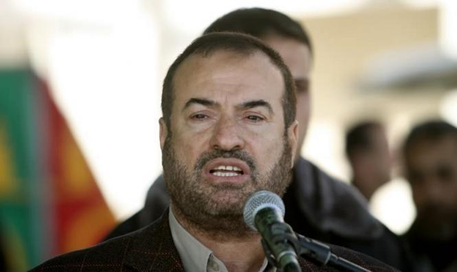 حماس تتبرأ من تصريحات عضو مكتبها السياسيّ فتحي حمّاد
