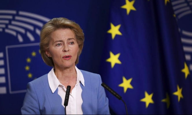 وزيرة الدفاع الألمانية تستقيل لتتفرغ للمفوضية الأوروبية