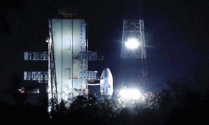 """الهند: """"عطل فني"""" يرجئ إطلاق مركبة إلى القمر"""