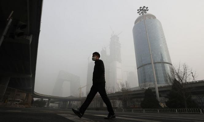 الصين: انبعاثات الغاز تقفز بـ50 % خلال عقد