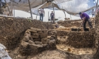 اكتشاف بلدة ضخمة غربي القدس يعود تاريخها إلى 9 آلاف عام