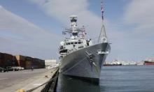 بريطانيا تعتزم إرسال سفينة حربية وأخرى للإمداد إلى الخليج