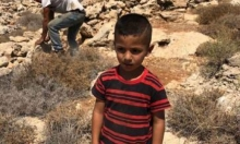 مصرع طفل دهس مستوطن بالخليل