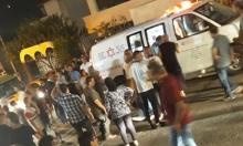 شعب: إصابة حرجة لامرأة تعرّضت للدّهس