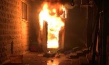 كفر مندا: شجار بين عشرات الشبّان وإحراق محلّين تجارييْن